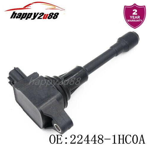 Ignition Coil fits 2012-2018 Nissan Versa Note 1.6L Micra K13 HR15DE 22448-1HC0A
