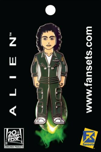 RIPLEY METAL ENAMEL PIN BADGE MADE BY FANSETS OFFICIAL ALIEN