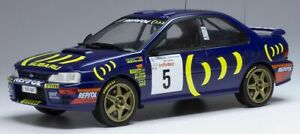 1:18 SUBARU IMPREZA 555 rally car Sainz Moya McRae Liatti 1995 18RMC063A B or C