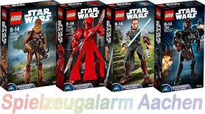 LEGO ® Star Wars Figures 75530+75529+75<wbr/>528+75526
