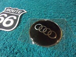 x1-AUDI-Emblem-for-BLAQUE-DIAMOND-Custom-Wheel-1609K60-160L171L-M1-center-cap