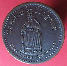 Old Rare Deutsche advertising token-  Ohligs - Bertha Hennes - mehr am ebay.pl