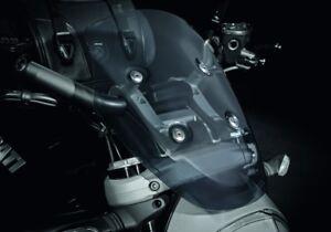 DUCATI-ROADSTER-coupe-vent-vitre-PARE-BRISE-TEINTE-X-Diavel-NEUF