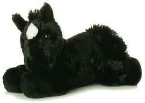 Mini-Flopsies-Beau-Black-Horse-8In-13297