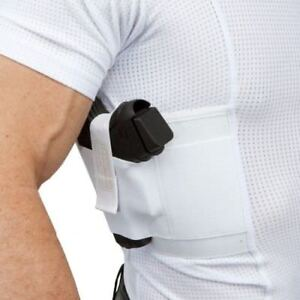 177f3ad8e97f8 Image is loading UnderTech-Undercover-Mens-Concealment-Holster-V-Neck-Coolux -