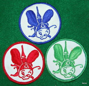 Details about GIRL SCOUT BADGES - SET OF 3 BROWNIE PRE TRY-ITS - FREE  SHIPPING
