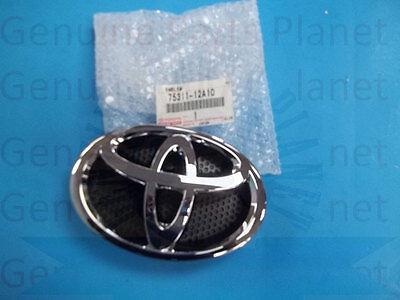 Toyota 75311-12A10 Radiator Grille Emblem