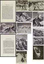 Rigele Dyhrenfurth k.u.k.-Bergführertruppe Dolomitenfront Ortler Tirol DÖAV 1917