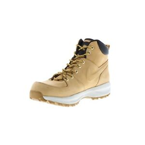 promo code 22092 04c19 Image is loading Men-039-s-Nike-Manoa-Leather-Boot-Haystack-