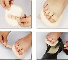 1 Toe Splint Corrector Straightener 3 Toe Hammer Claw Overlapping Right foot