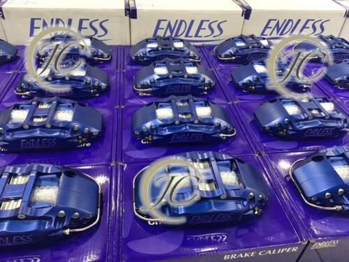 UK ENDLESS 6 POTS BRAKE CALIPERS KIT BBK SUPRA R32 R33 R34 SKYLINE GTR S2000 EVO