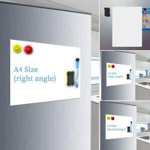 Magnetique-Tableau-Effacable-a-Sec-Flexible-Message-Conseils-de-Refrigerateur