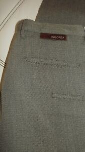 INCOTEX-SLACKS-SLIM-TG-31-45-NUOVO-240-00-CART-LANA-MILLERIGHE-7445639967905