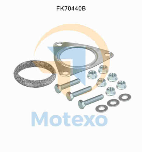 FK70440B EXHAUST FRONT PIPE FITTING KIT AUDI CABRIOLET 2.6 1//1994-8//2000