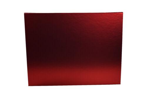 Geschenkkarton Deluxe mit Magnetverschluss in 2 Größen und 3 Farben