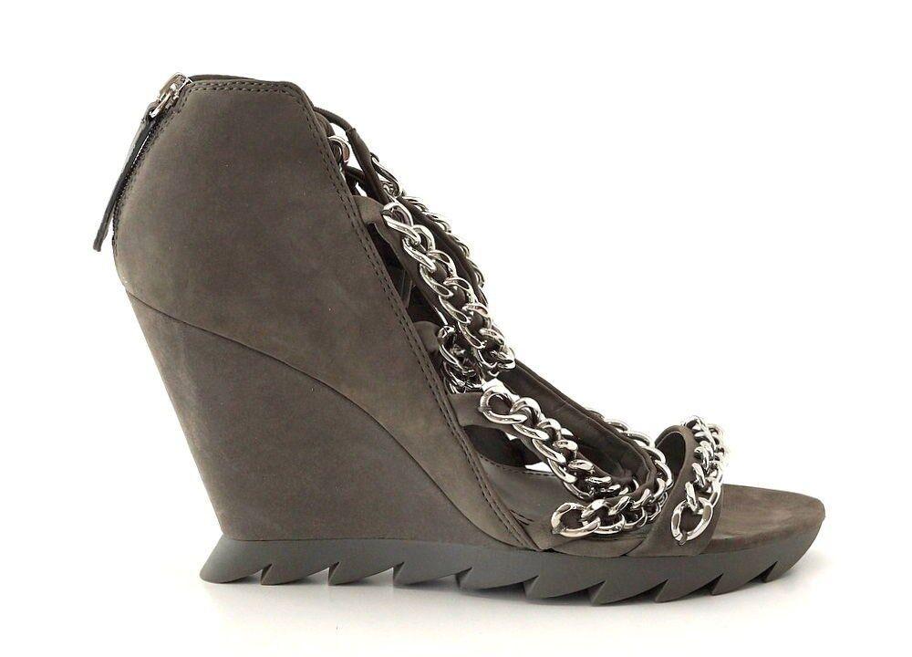 Placa de caucho firmada de la cadena de chapas de zapatos de camilla skovgaard 37,5   7,5