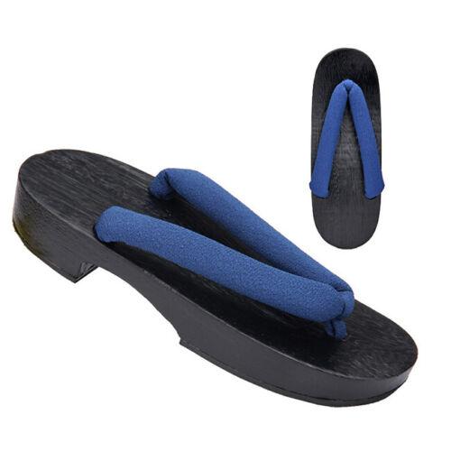 Anime Demon Slayer:Kimetsu no Yaiba Japan Geta Clog Shoes Party Cosplay Slippers
