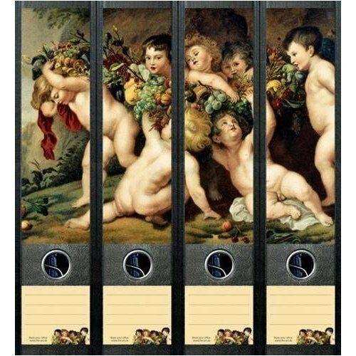 File Art 4 Design Ordner-Etiketten Putti.....................................423