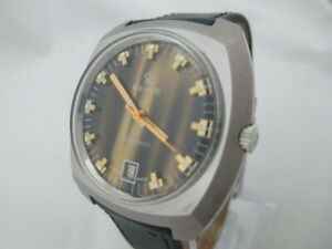 NOS-NEW-SWISS-VINTAGE-WATER-RESIST-DATE-BIG-AUTOMATIC-REVUE-ANALOG-WATCH-1960-039-S