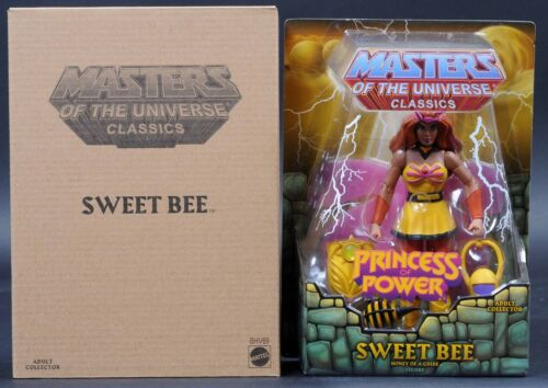 2014 Mattel MOTU Sweet Bee MOTUC Masters of the Universe Classics MOC