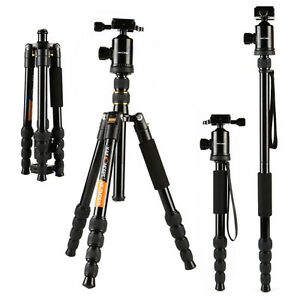 K-amp-F-Concept-Professional-Digital-Camera-Travel-Tripod-Monopod-for-Canon-Nikon