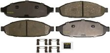 Disc Brake Pad Set-Galaxy Ceramic Disc Pads Front fits 04-08 Chrysler Pacifica