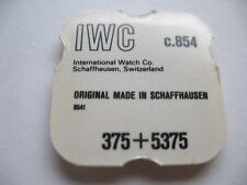 IWC INTERNATIONAL 854,8541 HAIRSPRING STUD HOLDER + SCREW