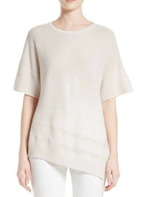 New    700. St. John CASHMERE Sweater-Size Large & Size X-Large. 75% off f0a98d