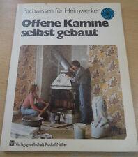 Offene Kamine KACHELÖFEN gebaut KAMIN OFENBAUER OFEN KACHELN KACHELOFEN Selten