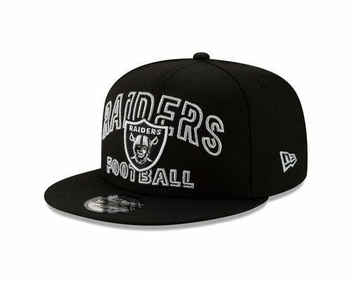 Las Vegas Raiders Draft 2020 Alternate New Era 9FIFTY