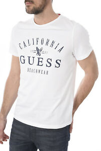 GUESS-U82I01-TEE-SHIRT-MANCHES-COURTES-BLANC-POUR-HOMME