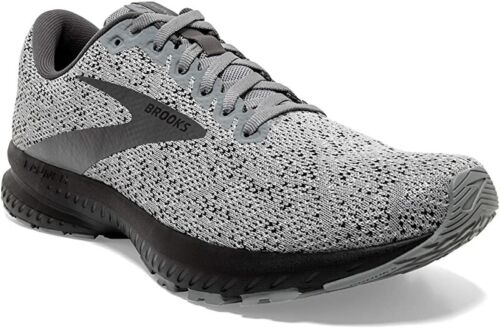 Details about  /Brooks Men/'s Launch 7 Running Shoes M US 7 D Grey//Blackened Pearl//Black