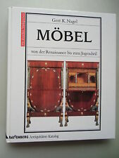 Möbel von der Renaissance bis Jugendstil 1994 Battenberg Antiquitäten Katalog