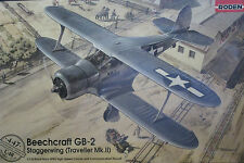 1/48 Beechcraft GB-2 Staggerwing by Roden