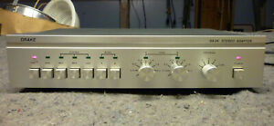 Details about VTG Drake Stereo Adapter SA-24 Audio Stereo Hi-FI Radio  Decoder Satellite Signal