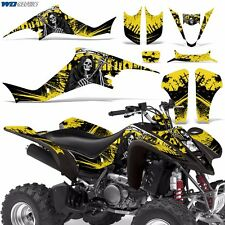Graphic Kit Suzuki LTZ400 ATV Quad Decals Sticker 400 Wrap LT Z400 03-08 REAP Y