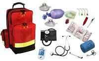 Notfallrucksack gefüllt, small mit Füllung Profi, Notfalltasche gefüllt