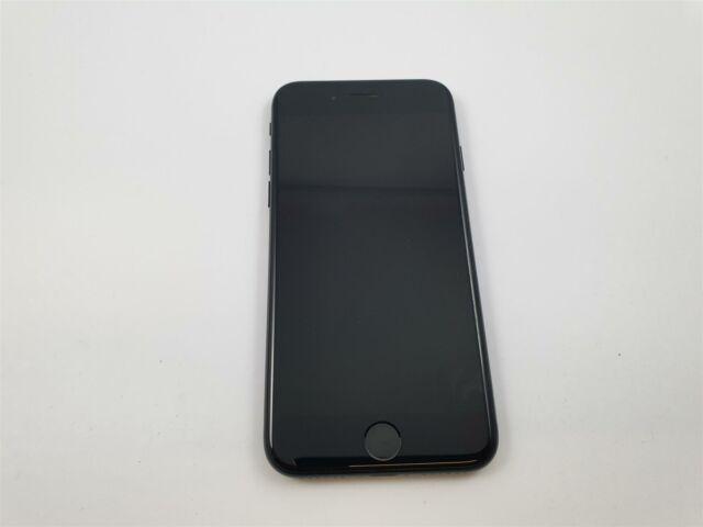 Apple iPhone 7 128GB Jet Black Factory Unlocked Good (092) Faulty Listing