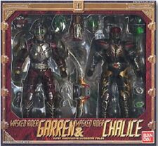 Used Bandai S.I.C VOL.36 Kamen Rider Garren & Chalice