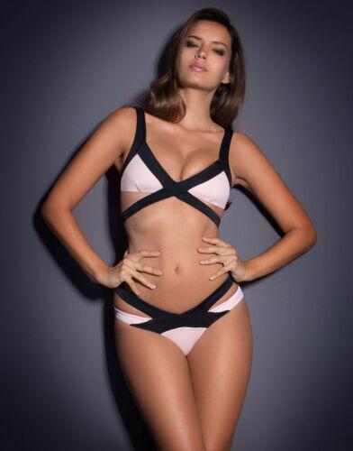 Agent Provocateur Mazzy Bikini Size 4 Top/3 Botto