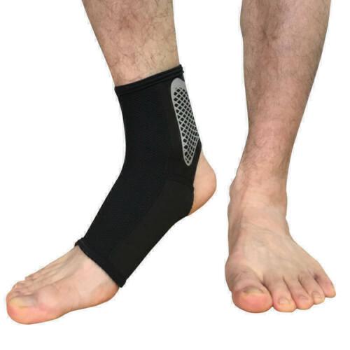 Sports Ankle Support socks Neoprene Black Blend Provides Compression Sock hot