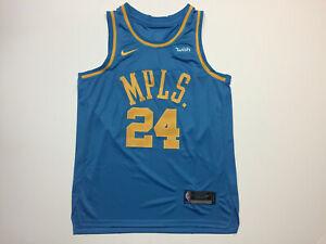 ebc67c041fb Kobe Bryant  24 Los Angeles Lakers MPLS Light Blue Men s Jersey ...