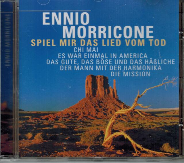 CD ENNIO MORRICONE Spiel mir das Lied vom Tod ,fast NEUWERTIG,Tracks 2. Foto