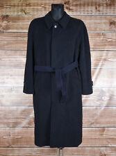 Giorgio Armani Vintage Men Woo Over Coat With Belt Size EU50R UK40, Genuine
