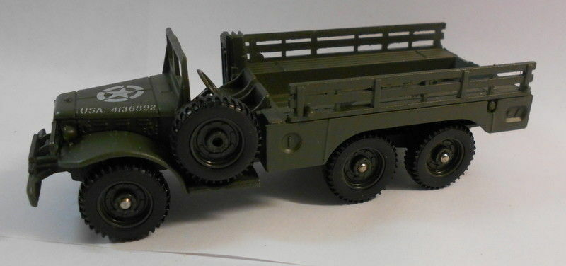 SOLIDO MILITARY 1 43 SCALE - 4494 22 DODGE 6X6 WC