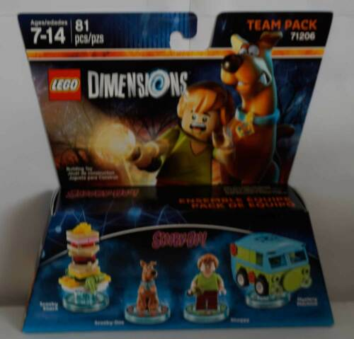 Team Pack 71206 Shaggy Mystery Machine New In Box LEGO Dimensions Scooby-Doo