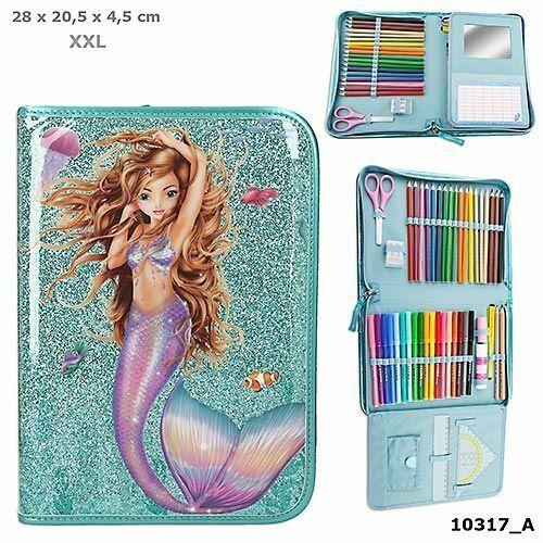 Fantasy Model große Mermaid Meerjungfrau Federtasche Depesche 10317   Schnelle Lieferung    Hochwertig    Sehen Sie die Welt aus der Perspektive des Kindes