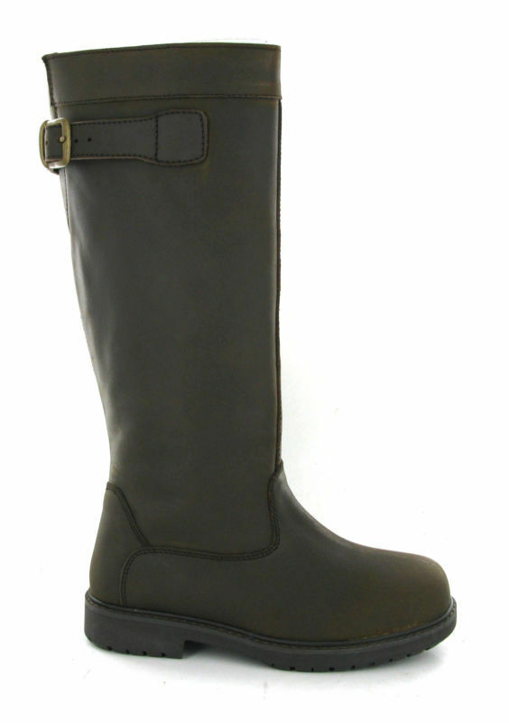 Cotswolds Leder York Country Waterproof   Waterproof Equestrian Riding Stiefel Unisex 5e88f2