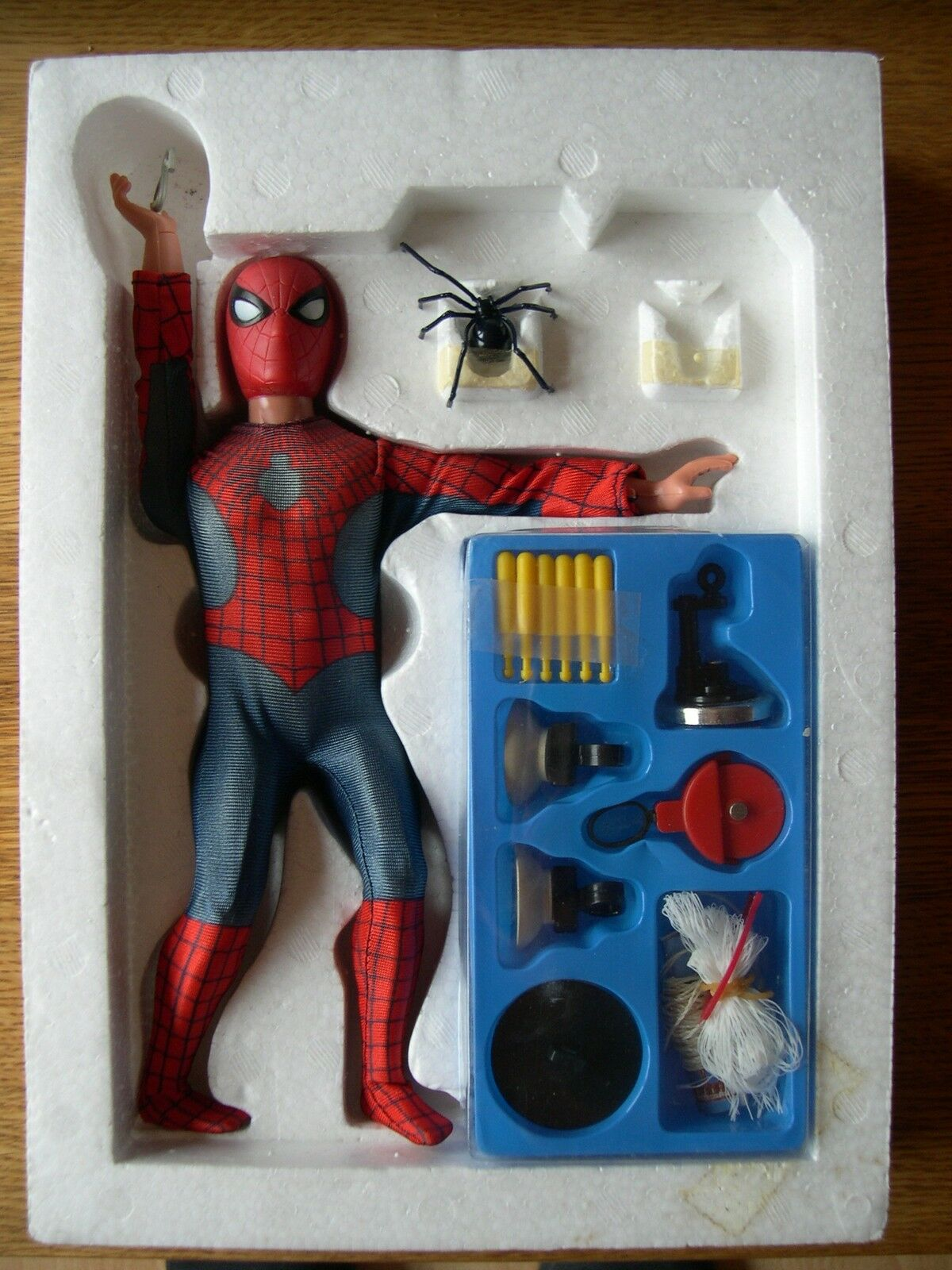 Japanese Figure-Rare-Marvel-Mego-Japan Popy Spider-Man Action Figure-Rare-Marvel-Mego-Japan Japanese 7f493d