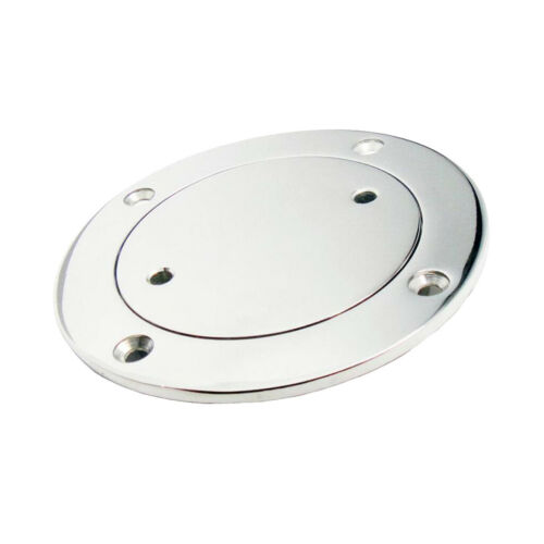 """3/""""inch Marine Deck Plate Inspection Hatch Stainless Steel Access Hatch Cover"""